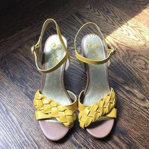 Seychelles Sandals - Sz. 8
